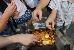 Тиймблилдинг - Търсене на съкровище