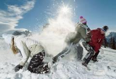 Тиймблидинг  Зимна надпревара