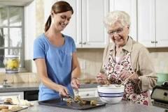 Персонален готвач за възрастни хора