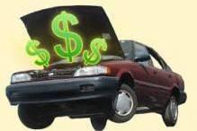 Купува коли за авточасти и скрап