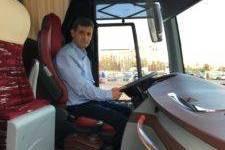 Isuzu Visigo Coach 37+2 автобус под наем с шофьор
