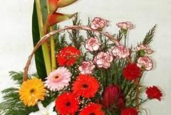 Цветя и букети - доставка на адрес