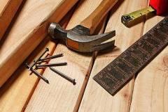 Дърводелски услуги. Ремонт на мебели София