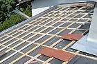 Ремонт на покриви Козловец