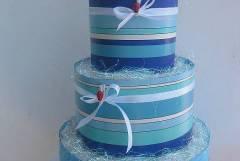 Торта от памперси София