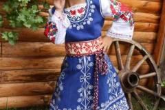 Изработка на народни носии Смолян