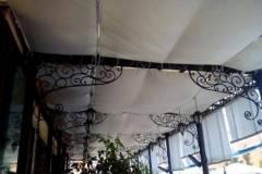 Изработка на текстилни тавани Бургас