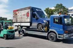 Пътна помощ 10 тона Пловдив