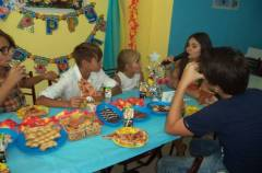 Детски парти център Емоджита Лазур Бургас