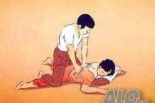 Оздравителен масаж Бургас