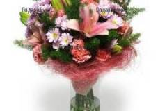 Доставка на цветя Габрово