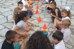 Детски център Разград