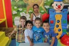 Детски клуб Вълшебство Русе