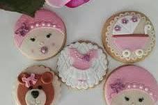 Ръчно декорирани сладки Хасково
