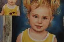 Ръчно рисувани Пастелни портрети София