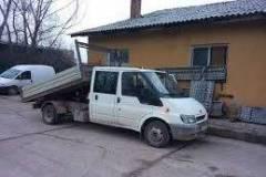 Транспортни услуги- самосвал до 2.5 тона за София