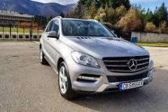 Mercedes ML Под наем за балове и сватби София