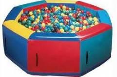 Изработка на Сухи басейни с топки София