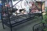 Мебели от ковано желязо София
