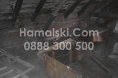 Почистване на мазета и тавани София