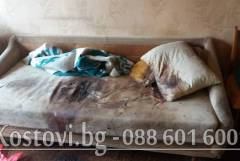 Почистване след смърт в клошарски апартамент